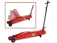 Commercial Quality Heavy Duty Extra Long Chassis 5 Ton Service Trolley Jack AU315
