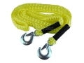 Great Value 4 Meter Flexible Tow Rope with Hooks 2000 kg AU321
