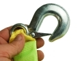 Great Value 6 Meter Woven Tow Strap with Hooks 3000 Kgs AU322