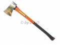 Woodsman Quality 4Lb Extra Strong Fibreglass Shaft Axe AX014