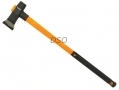 Professional Log Splitting Axe Maul with 80% Fibreglass Handle AX016