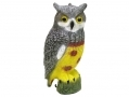 Ashley Housewares Owl Birds of Pray Bird Deterrent BD101 *Out of Stock*