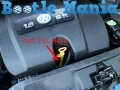Beetle 98-2010 Convertible 03-2010 Dipstick Tube 1.6 Engine Code AWH,AYD,BFS 06A103663C_16 *Out of Stock*