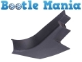 Beetle 99-2010 Not Convertible A Pillar Lower Left Trim in Black 1C2863483C