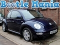 2002 VW Beetle Herbie 2.0 SE in Dark Blue with Body Decals Years MOT Full Service AY02NKD