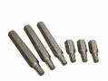 BERGEN 6 Piece Torx Power Bits Set BER1117 *Out of Stock*