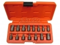 BERGEN Professional 15 Piece Screw Extractor 14 mm Missing BER2520-RTN1 (DO NOT LIST) *Out of Stock*