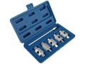 BERGEN Professional 6 Pc Double Ended Drain Key Set - BER3037 *Out of Stock*