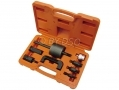 BERGEN Vewerk Professional 9 Piece Common Rail Injectors Extractor Set BER5530 *Out of Stock*