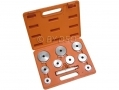 BERGEN Professional 10 Piece Universal Bearing Race / Seal Driver Kit BER6111 *Out of Stock*