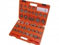 BERGEN Professional 35 Piece Brake Caliper Wind Back Adapter Set BER6154 *Out of Stock*