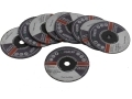 BERGEN VEWERK 75mm x 1.6mm x 10mm Metal Cutting Discs 10 Pack BER8009