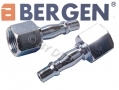 "BERGEN Professional 2 Piece Female Air Line Bayonet Fitting 3/8"" BSPT BER8056"