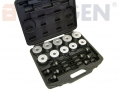 Wheel Bearing and Bush Install and Extract Kits