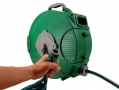 GardenKraft 20M Automatic Rewind Wall Mountable Self Layering Hose Reel BML13530 *Out of Stock*