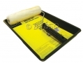 "Tool-Tech High Quality 9"" Paint Roller and Tray BML15970"