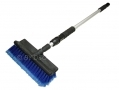 Tool-Tech 1.7 Metre Exterior Telescopic Car Brush with Aluminium Handle and Soft Bristle  BML22880