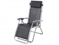 Replica Deluxe Charcoal Recliner Chair Looks BML24010