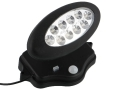 Tool-Tech Motion Activated Sensor Security Light with 10 LED Lights BML24370