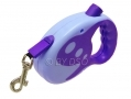 Max and Tilly 3 Metre Retractable Dog Lead in Blue BML31800BL