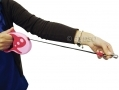 Max and Tilly 3 Metre Retractable Dog Lead Red/Pink BML31800PNK *Out of Stock*