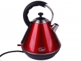 Quest Red Pyramid Kettle 1.8 Litre 3000 Watt BML34010 *Out of Stock*