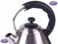 Quest Silver Pyramid Kettle 1.8 Litre 3000 Watt BML34040 *Out of Stock*