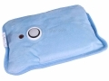 Rechargeable Hot Water Bottle 450w 4-6 Hours Heat Blue BML38670 *Out of Stock*