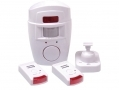 Lectrolite Motion Sensor Alarm with 2 Remote Controls - BML41080 *Out of Stock*