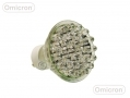 Omicron Halogen Replacement Spotlight Light Bulb 32LED 2W GU10 2700K Clear BML41490