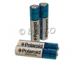 Polaroid AAA Super Alkaline Battery Pack of 4 POL41860