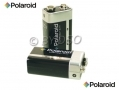 Polaroid 9v PP3 Super Heavy Duty Battery 2 Pack POL44640