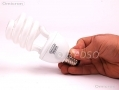 Omicron OMC8218 18W Energy Saving Spiral Light Bulb with Screw Cap BML47920