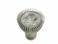 Omicron Halogen Replacement Spotlight Light Bulb 3 x 1.25w Dimmable LED GU10 6400K Clear BML49830