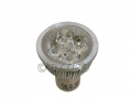 Omicron 5 Watt Halogen Replacement Spotlight Light Bulb 4 x 1.25w LED GU10 6400K Clear Non Dimmable  BML49860