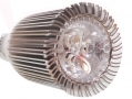 Omicron 7w Omicron Halogen Replacement Spotlight Light Bulb 3 x 2.25w Non Dimmable LED GU10 6400K Clear BML49870