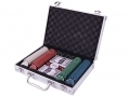 Global Gizmos 200 Pc Poker Starter Set in Metal Case BML50520 *Out of Stock*