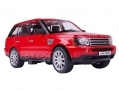 Global Gizmos Remote Control 1:14 scale Red Range Rover Sport BML52300RED