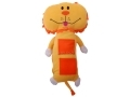 Global Gizmos Leon Lion Seatbelt Friend with Pockets BML52910