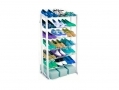 Anika 7 Tier Shoe Rack in White BML60030 *Out of Stock*