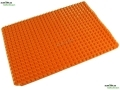 Anika Silicone Pyramid Baking Mat 29 x 41 cm in Red BML60680