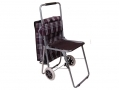 Tool-Tech Two Wheel Shopping and Leisure Trolley with Folding Seat BML60900 *Out of Stock*