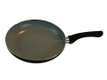 Anika 28 cm Black Ceramic Frying Pan BML67020 *Out of Stock*