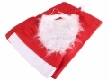 Polyester Santa Suit One Size Fits all Santas BML71080
