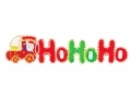 Christmas HoHoHo Santa Train LED Rope Light BML72580 *Out of Stock*