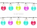 50 String Party Bulb LED Lights Multi Colour BML75100 *Out of Stock*