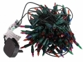 Christmas 200 Shadeless Fairy Lights Multi Colour BML75280