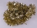 luxurious 2 Meter Gold Chunky Cut Tinsel Garland BML79280GOLD *Out of Stock*
