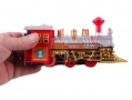 Christmas Train Set With Realistic Sound and 3 Cargo Carriages BML81010 *Out of Stock*