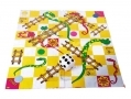 Gigantic Snakes & Ladders With Inflatable Dice Play mat Set BML84900 *Out of Stock*